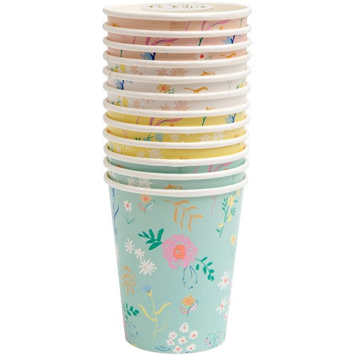 Wildflower Cup Set 12Set