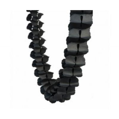 Honey Comb Garland Black