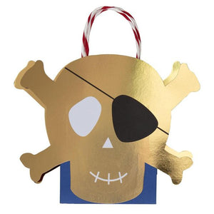 Pirate Party Bags 8 Pack