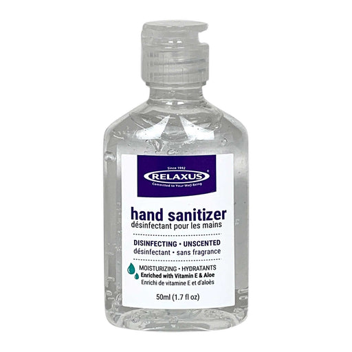 Wholesale Moisturizing Ethanol 75% Hand Sanitizer 50 ml (1.7 fl oz.) Bottles