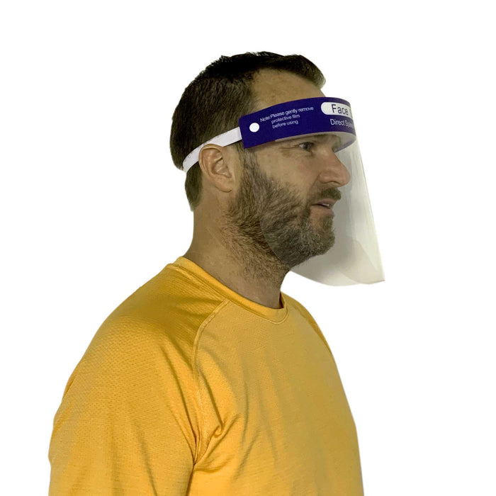 Wholesale PPE Face Shield Direct Splash Protection