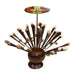 Bodhi Hair Sticks Displayer of 12