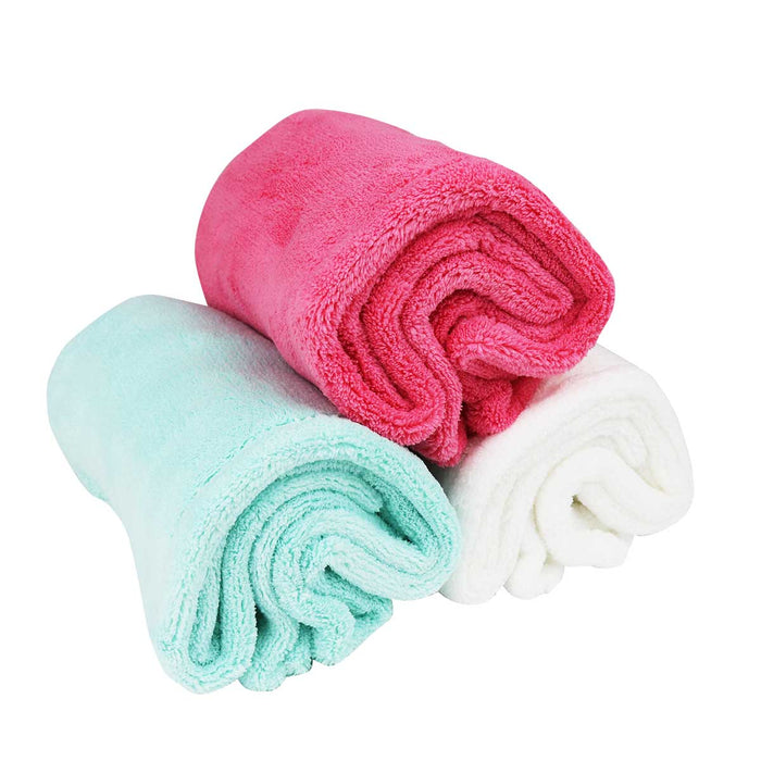 Relaxus Beauty Wholesale Twist & Dry Hair Towel Wrap