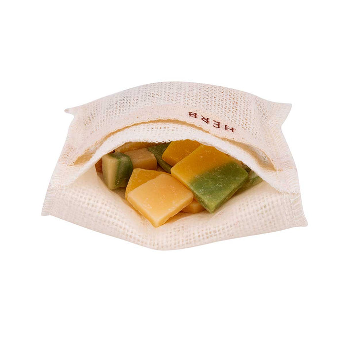 Wholesale Floral Deep Exfoliating Soap Bath Mitt