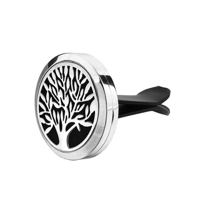 Tree of Life Car Vent Essential Oil Diffuser Kit