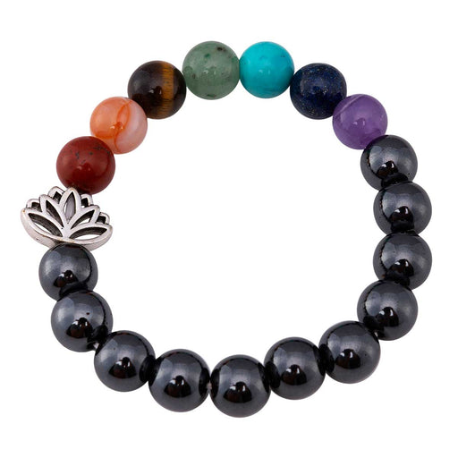 Wholesale Lotus Chakra Magnetic Bracelet