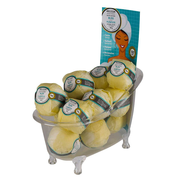 Wholesale Organic Bath Bombs (100 g)