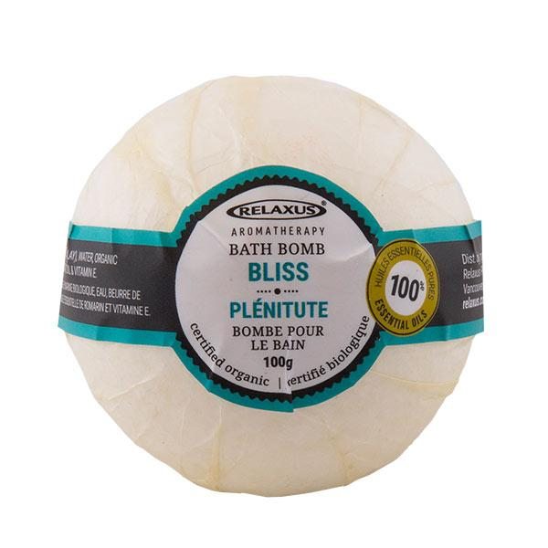 Bliss Organic Bath Bomb