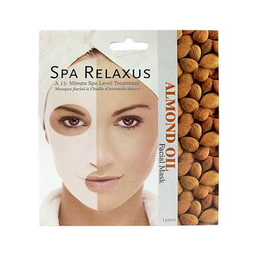 Wholesale Almond Oil Face Mask Displayer of 12