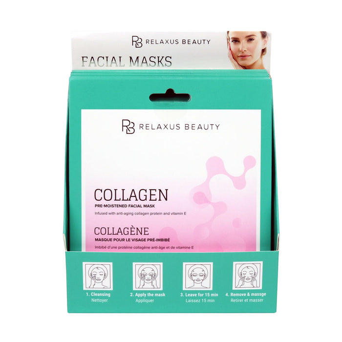 Wholesale Collagen Face Mask