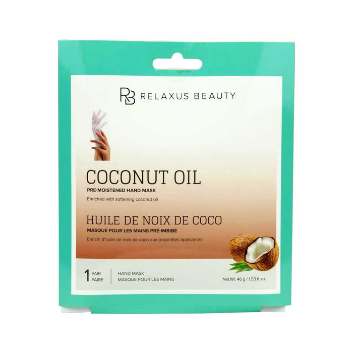 Wholesale Coconut Oil Hand Mask