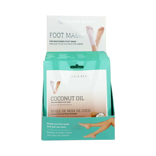 Wholesale Coconut Oil Foot Mask