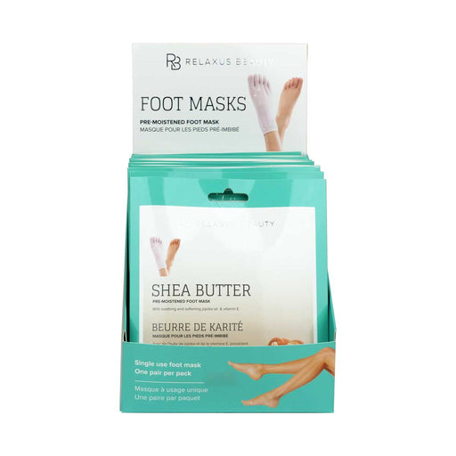 Wholesale Shea Butter Foot Mask