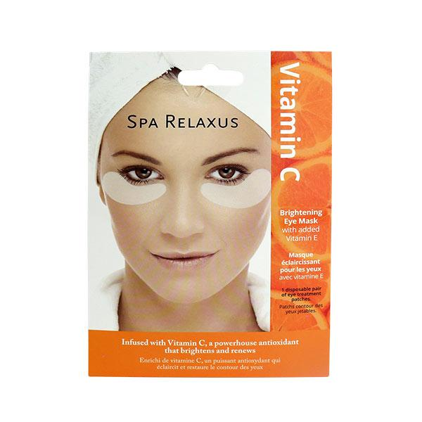 Wholesale Vitamin C & E Eye Mask - Displayer of 12
