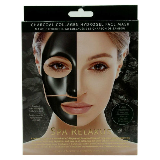 Wholesale Charcoal Face Mask Displayer of 6