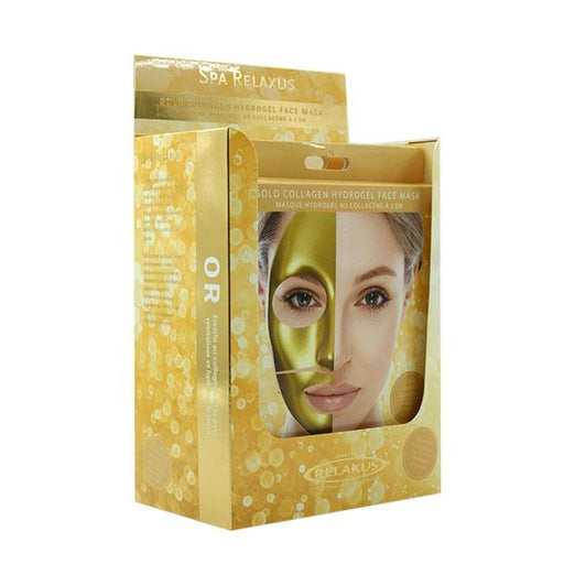 Wholesale Gold Face Mask  Displayer of 6