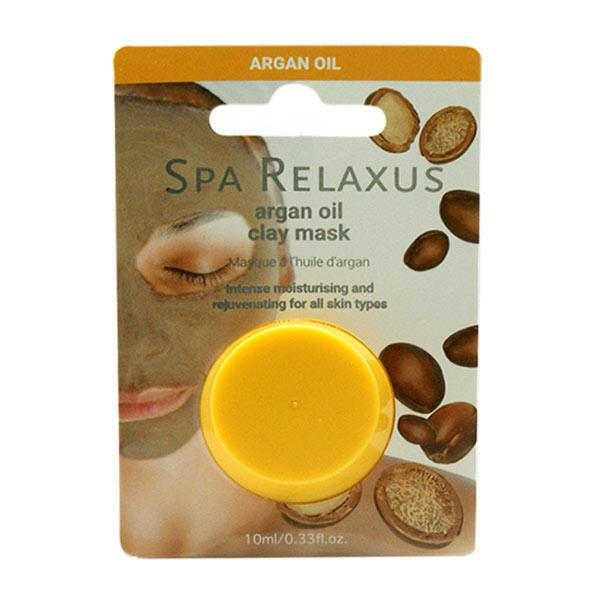 Wholesale Argan & Jojoba Oil Clay Mask Displayer of 12