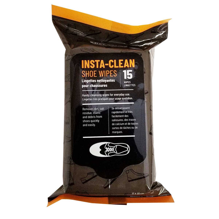 Wholesale Insta-Clean Shoe Wipes