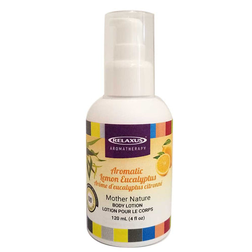 Wholesale Relaxus Mother Nature 120 ml Body Lotion