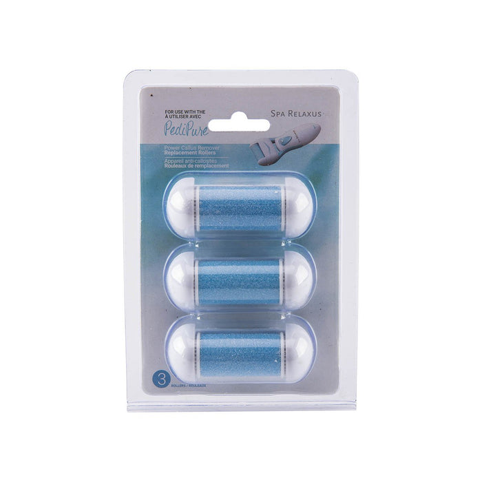 3-pack of replacement rollers
