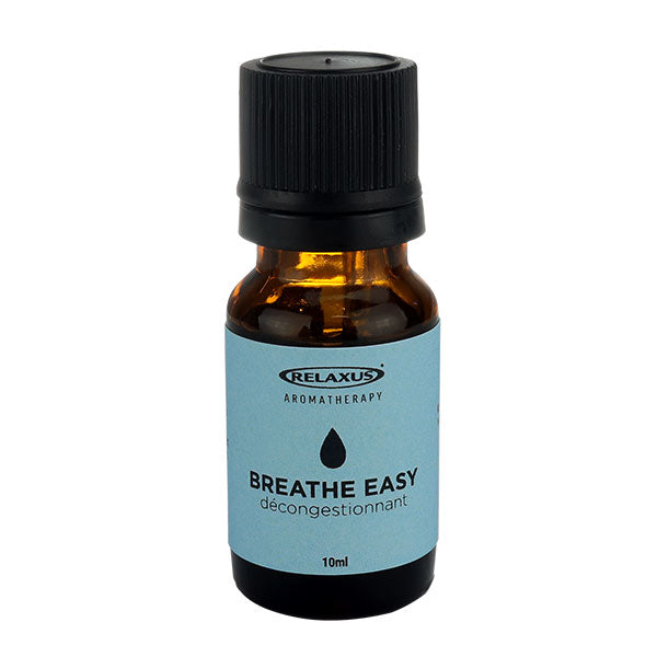 Breathe Easy Essential Oil Blend 10 ml Bottle
