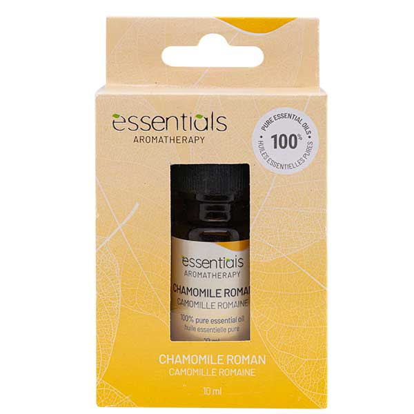 Wholesale Essentials Aromatherapy Roman Chamomile 10ml Essential Oil