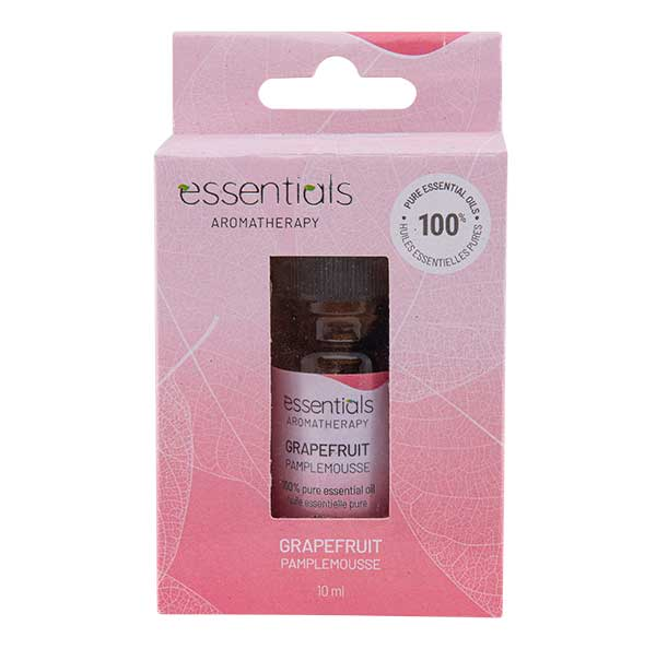 Wholesale Essentials Aromatherapy Grapefruit 10ml Essential Oil