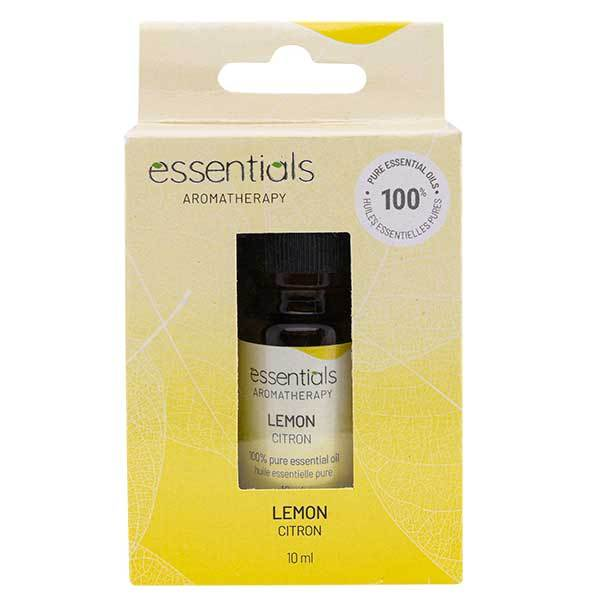 Wholesale Essentials Aromatherapy Lemon 10ml Essential Oil