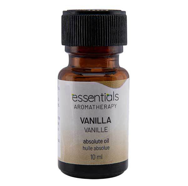 Wholesale Essentials Aromatherapy Vanilla 10ml Essential Oil