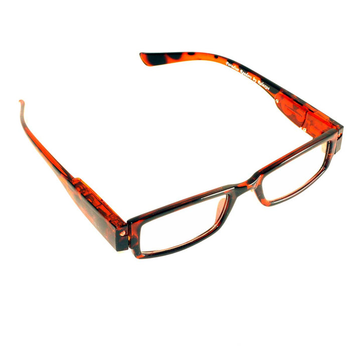 "Wholesale ""Light-Up"" Night Reading Glasses"
