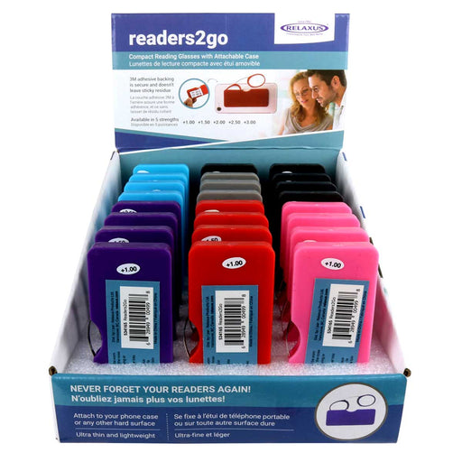 Wholesale Readers2Go Mini Reading Glasses