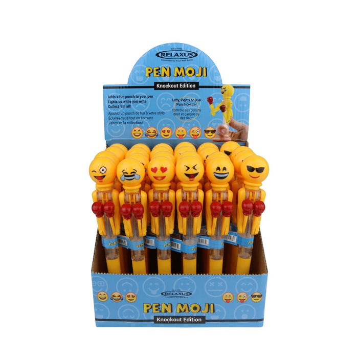 Relaxus Wholesale Pen Moji Knockout