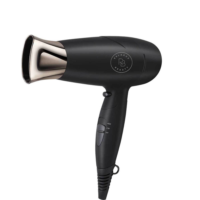 Relaxus Beauty Wholesale Midnight Dry2Go Blow Dryer