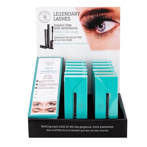 Relaxus Beauty Wholesale 3D Fiber Mascara