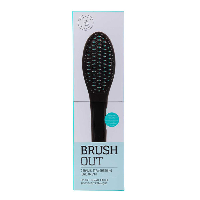 Relaxus Beauty Wholesale Turquoise Straightening Brush