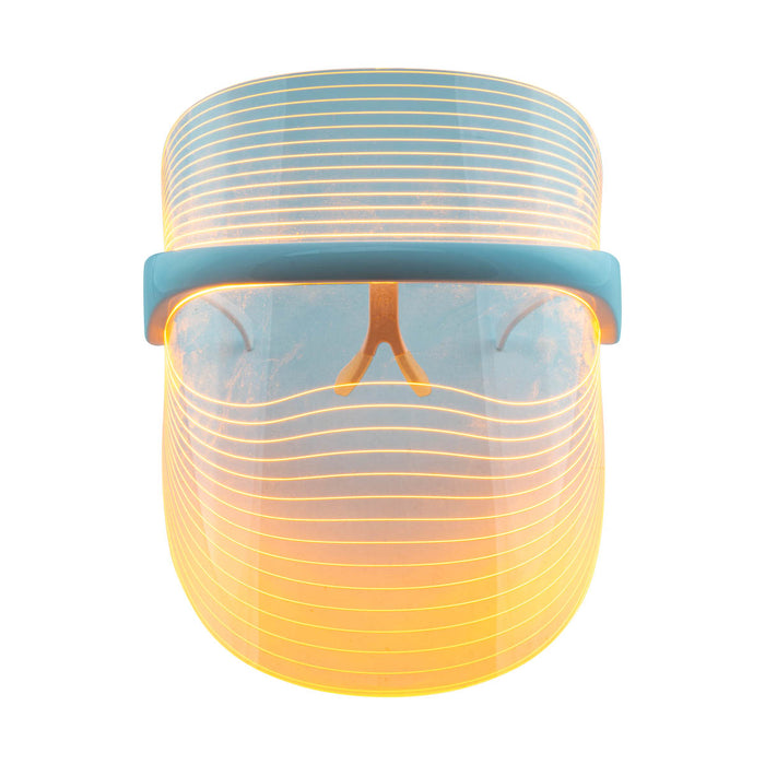 LED Light Therapy Shield orange