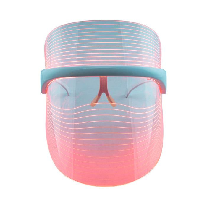 LED Light Therapy Shield red