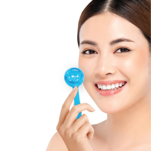 Ice Globe Facial Massager lifestyle