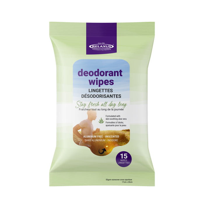 Wholesale Deodorant Wipes