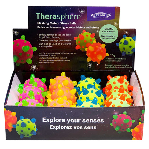Wholesale Thera Lights Meteor Stress Balls