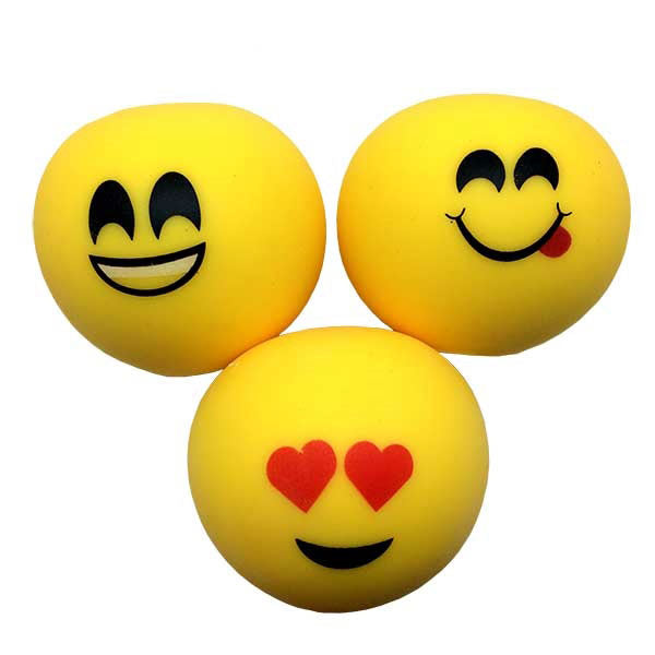 Wholesale Emoji Stress Balls XL