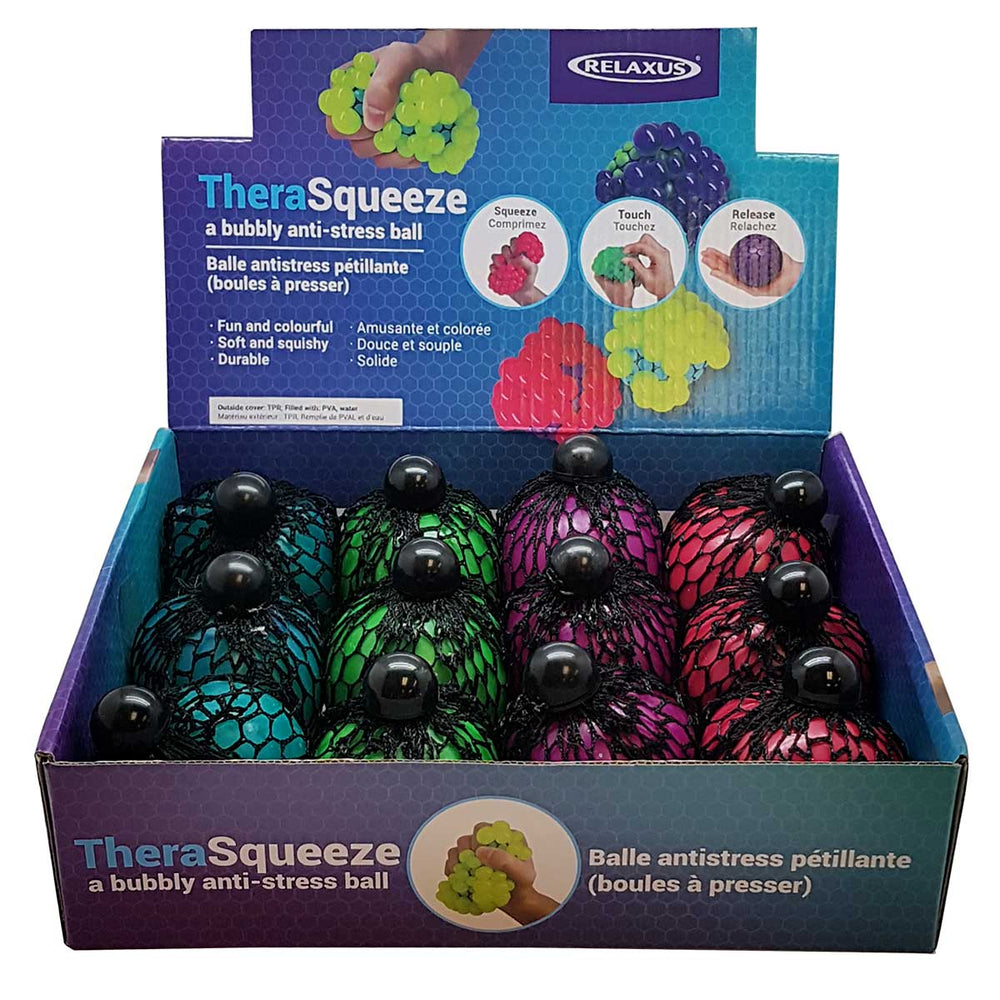 Wholesale Thera Squeeze Stress Toy