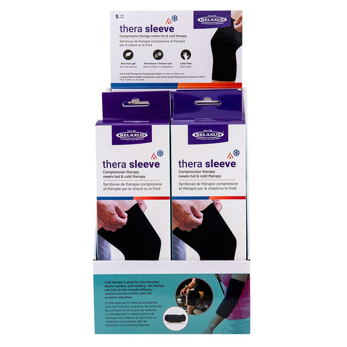 Wholesale Hot & Cold Gel Knee & Elbow Compression Sleeve