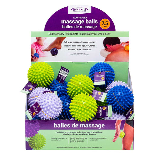 Wholesale 7.5 cm Spiky Massage Balls