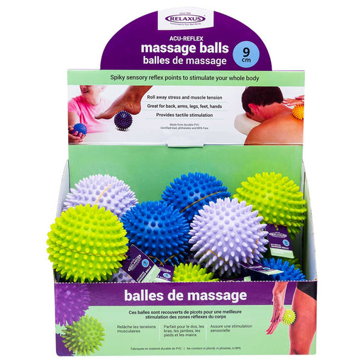 Wholesale 9 cm Spiky Massage Balls