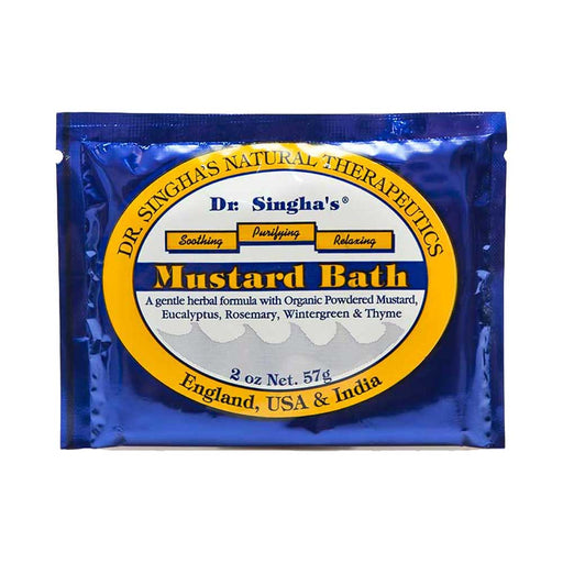 Wholesale Dr. Singha's Mustard Bath