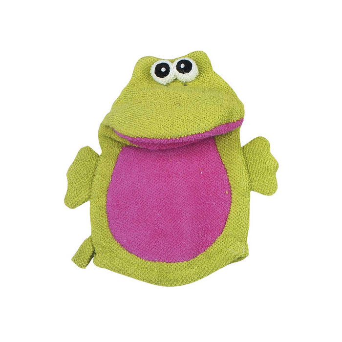 Wholesale Bath Mitt Friends Frog