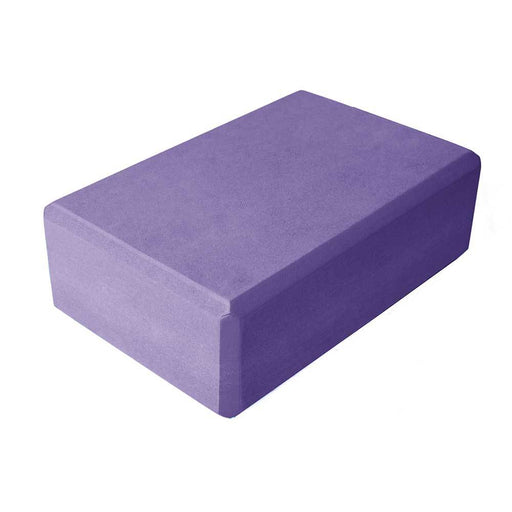 Purple Yoga Blocks