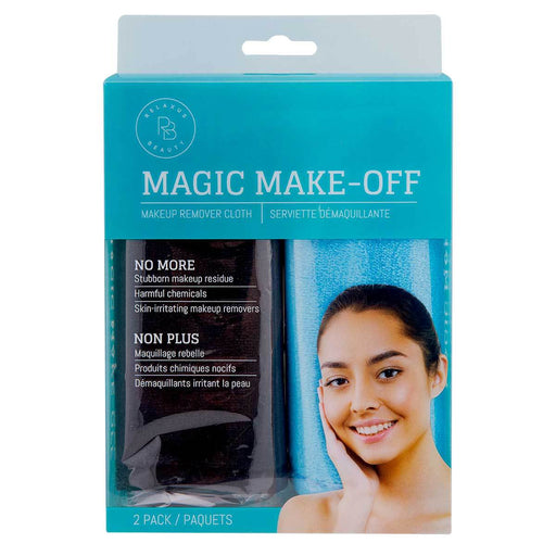 Wholesale Magic Makeup Remover Cloths (2-Pack)