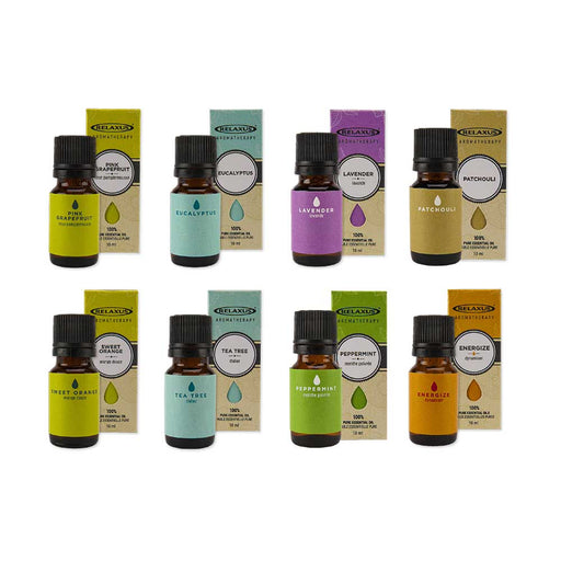 Wholesale Essential Oils 10 ml Bottles